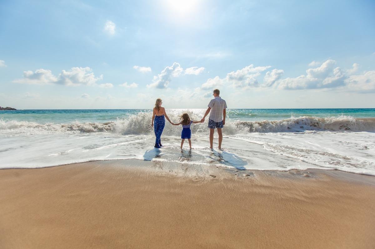 Schöne Ferien mit Kindern. • 100 Urlaubsideen für Familien